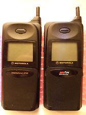 Cellulare Motorola 8700 vintage perfetto anche 8900, 8200