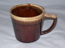 McCoy Brown Drip Coffee Cup Mug Free Shipping -051026