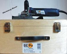 Montagefräse Bepo FFS 150 S 6150/000 mit Diamant-Trennscheibe  im Holzkoffer