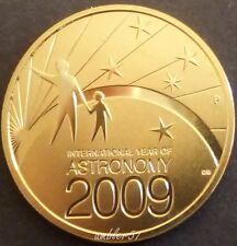 "**2009  Australian ""International Year of Astronomy"" $1 UNC**"