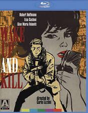 Wake Up and Kill (Blu-ray/DVD, 2015, 2-Disc Set)
