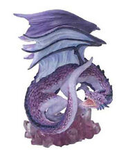 Small Amethyst Dragon B K146 - Land of the Dragons - Tudor Mint