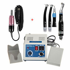 Dental lab Marathon Mikromotor Poliergerät 3.5K RPM N3+High Slow Handstück Kit