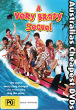 A Very Brady Sequel DVD NEW, FREE POSTAGE WITHIN  AUSTRALIA  REGION 4