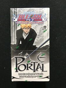 Bleach TCG 1st Edition Portal Booster Box - Factory Sealed