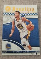 2016-17 Panini Excalibur Jousting right Stephen Curry #12 Golden State Warriors
