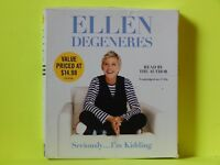 Seriously... I'm Kidding by Ellen Degeneres (2011, CD, Unabridged)