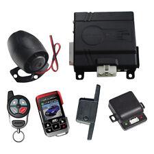 Excalibur Al2060Edpb Omega 1 Mile Color 2-Way Security & Remote Start Alarm C.