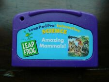 Leap Frog Leap Pad Pro Game Cartridge - Amazing Mammals!