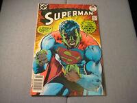 Superman #317 (DC, 1977) Mid Grade
