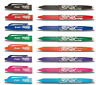 Pilot Frixion Erasable Rollerball Pen Medium Tip 0.7mm Point Choice of Colours