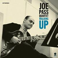 Pass, Joe Quartet	Walkin Up (180 Gram) (New Vinyl)