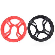 Bike Chain Wheel Cover Plastic Plate Protective Guards Pivots Crank ProtectoDMF