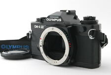 [Near Mint] OLYMPUS OM-4Ti Black SLR 35mm Film Camera Body Only From Japan