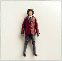 "Doctor Dr Who  The 4th Fourth Doctor Action figure 5"" LOOSE OLD #sd2"