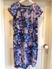 Kaliko Pure Silk Occasion Dress UK 12 Never Worn
