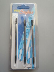 NEW RETAIL PACK 3 STYLUS HP IPAQ  H1900 H1910 H1940 RX1950 H4150 H4155 H4350