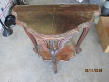 Antique Occasional  SWAN  Table