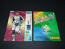 DIDA BRESIL BRASIL PANINI CARD FOOTBALL GERMANY 2006 WM FIFA WORLD CUP