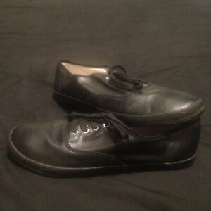 Leather Boat Shoes Mens Size 13