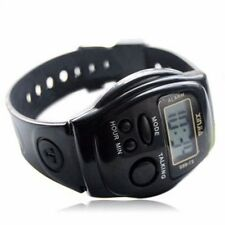 4pcs Wholesales lot English Lady Voice Speaking Talking Watch For Elderly Blind