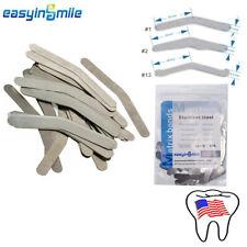 Dental Matrix Bands Stainless Steel Tofflemire Universal 3 Type Easyinsmile 144