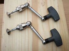 ABU SUVERAN REEL HANDLE + LOCKING SCREW x 2 *** NEW ***