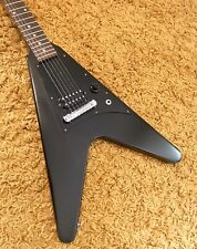 Gibson Flying V 2011 In Ebony - MM Model