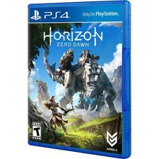 Horizon Zero Dawn for PS4 or Playstation 4 Pro Console Brand New Ships Fast !!!