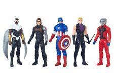 Marvel Avengers Titan Hero Series 5 Pack Target Exclusive Captain America New