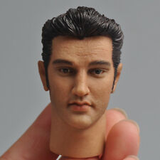 "HP Toys HP-0039 1/6 Scale Elvis Presley Head Sculpt Model F 12"" Action Figure"