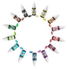 Rainbow Dust Flo Edible Liquid Food Colour for Airbrush Cake Icing Decorating