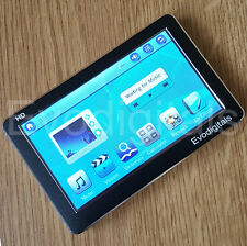 "Nouveau 32 Go écran tactile 4.3"" MP5 MP4 MP3 Player Direct Play Music + vidéos TV OUT"