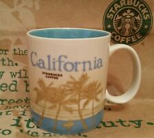 Starbucks Coffee Mug/Tasse/Becher CALIFORNIA, Global Icon Serie, NEU&unbenutzt!