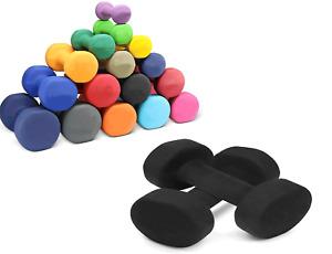Neoprene Dumbbells Hand Weights Dumbbells For Home Gym Exercise Fitness Training