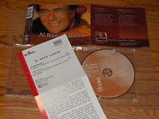 AL BANO CARRISI - E COME MUSICA / 2 TRACK MAXI-CD 2001 MINT- & INFO-FACTS