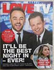 Ant and Dec – Save Me - We Love TV – 24 February 2018