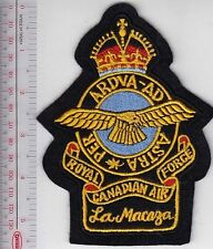 Canada Royal Canadian Air Force RCAF WWII CFB Station La Macaza, Quebec