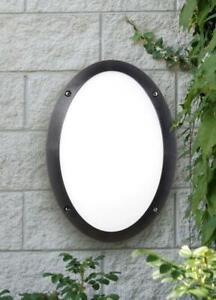 Fumagalli MADDI BLACK/GREY Bulkhead Outdoor  23*33cm. h=9cm IP66