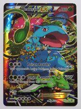 Venusaur EX - XY123 - Rare XY Promo Pokemon Card