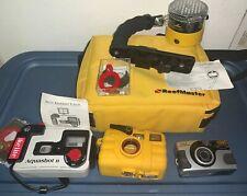 New listing SEALIFE REEFMASTER Camera Kit + Extras