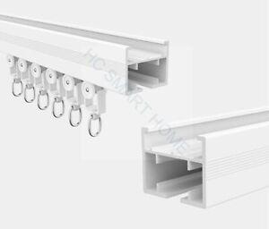 Hand Bendable tracks 3.2M, Smart Curtain Motor, remote, brackets