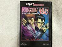 KENSHIN EL GUERRERO SAMURAI MANGA DVD LA PELICULA INCLUYE CURSO DE DIBUJO