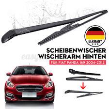 Heckwischer Scheibenwischer Wischerarm hinten Für Fiat Panda 169 2004-2012 DE
