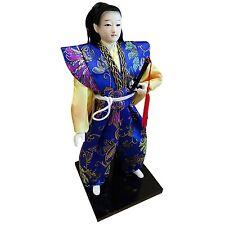 "12"" Japanese Samurai Doll THY2012-12"