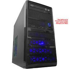 8-Core Gaming Desktop PC Computer SSD 16GB 2TB GeForce GTX 1060 HDMI Fast Mini