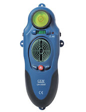 NEW PRO 3 in 1 Stud Metal AC Voltage Finder Laser Line Level CEM LA-1010