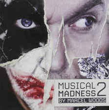 VARIOUS ARTISTS - MARCEL WOODS MUSIC MADNESS, VOL. 2 NEW CD