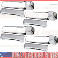 For 2019-2021 Dodge Ram 1500 CLASSIC MODEL ONLY Chrome Door Handle COVER No SMKH