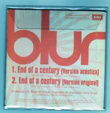 BLUR Only Spain Promo Cd Maxi END OF A CENTURY 40 principales 1995 /